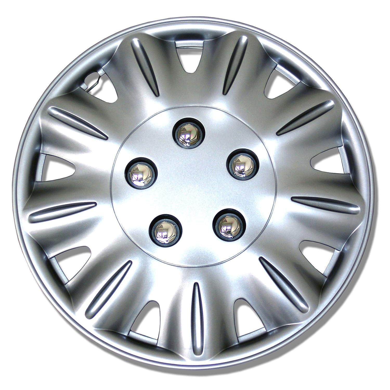 "15 inch Hubcap Wheel Rim Skin Cover Hub caps 15/"" Inches Style#515 4pcs Set"
