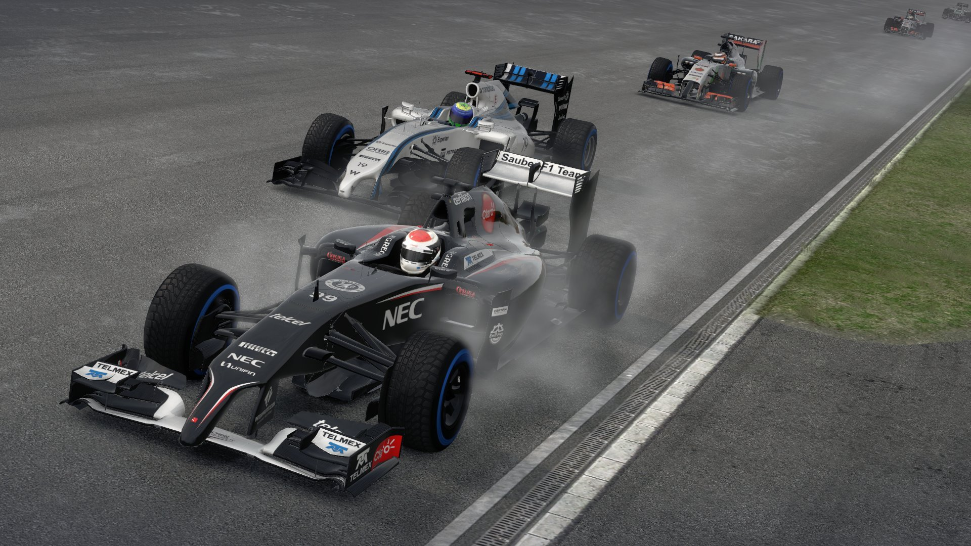 F1 2014 (Formula 1) - PlayStation 3 by Bandai (Image #17)