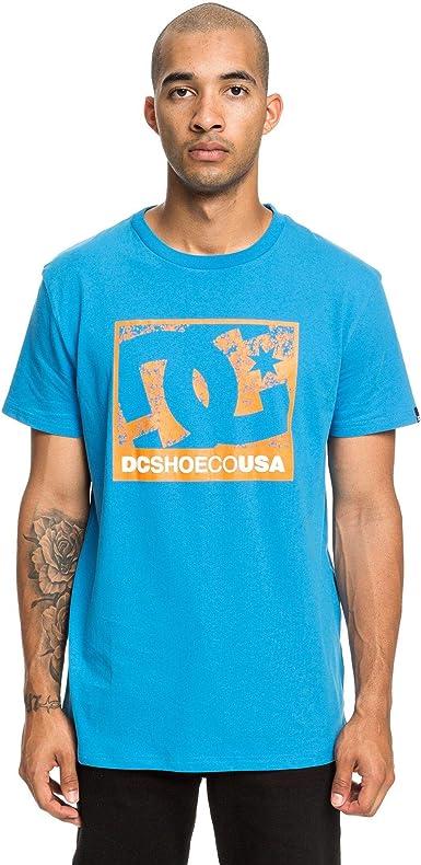 DC Shoes On The Strength - Camiseta para Hombre EDYZT03928: Amazon ...