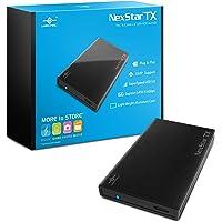 """Vantec NexStar TX 2.5"""" HDD/SSD Enclosure 2.5"""" Negro - Disco Duro en Red (2.5"""", SATA, Serial ATA II, Serial ATA III, 7,9.5 mm, 2 TB, 3.0 (3.1 Gen 1), Micro-USB B)"""