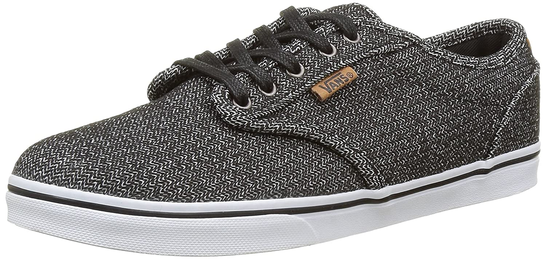 Vans Atwood Low DX, Zapatillas para Mujer 39 EU|Negro (Menswear)