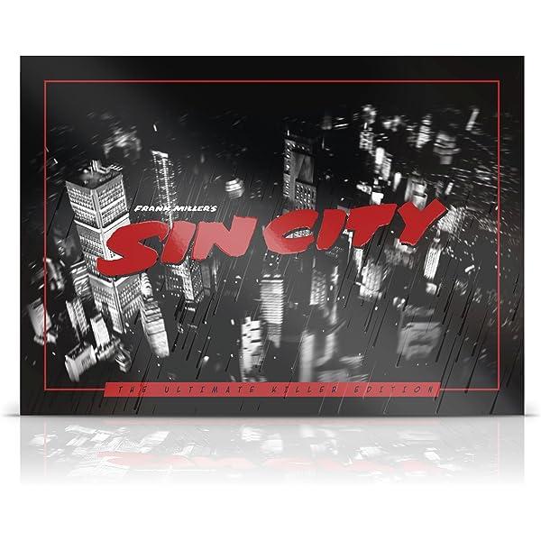 Sin City: Ultimate Killer Edition 2 Blu-Ray Edizione: Regno Unito Italia Blu-ray: Amazon.es: Cine y Series TV