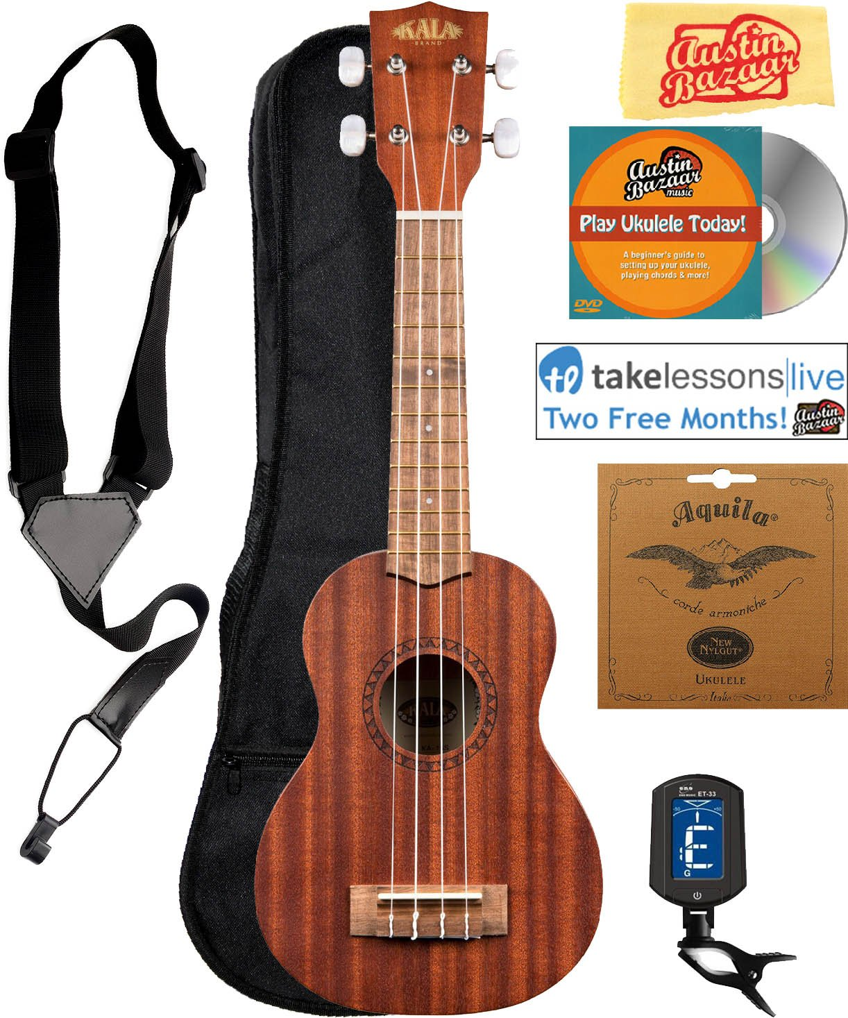 What you need to know in order to adjust the ukulele