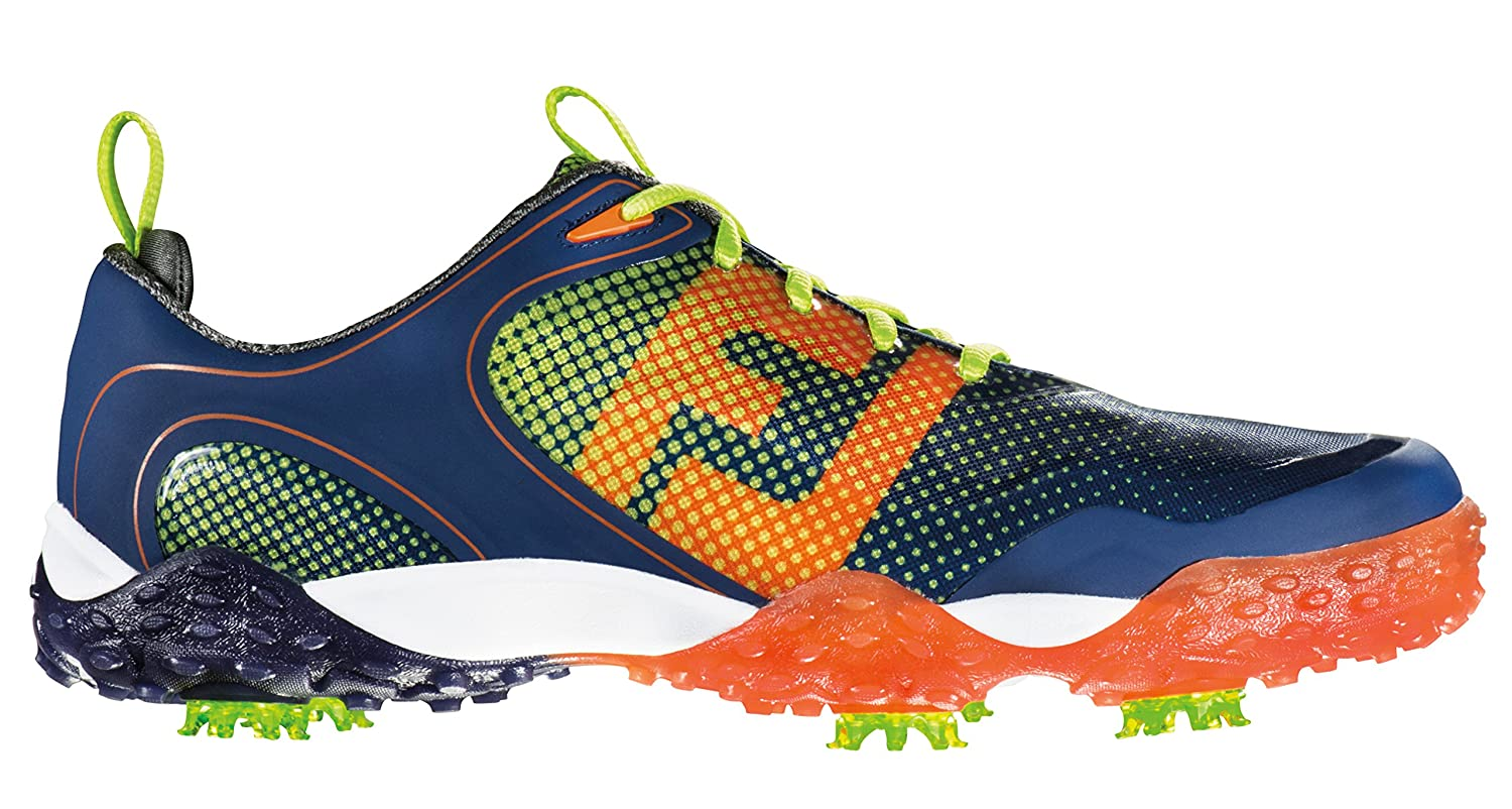 [フットジョイ] FootJoy FREESTYLE B016ROVQRS 11 D(M) US|Navy/Orange/Lime Navy/Orange/Lime 11 D(M) US