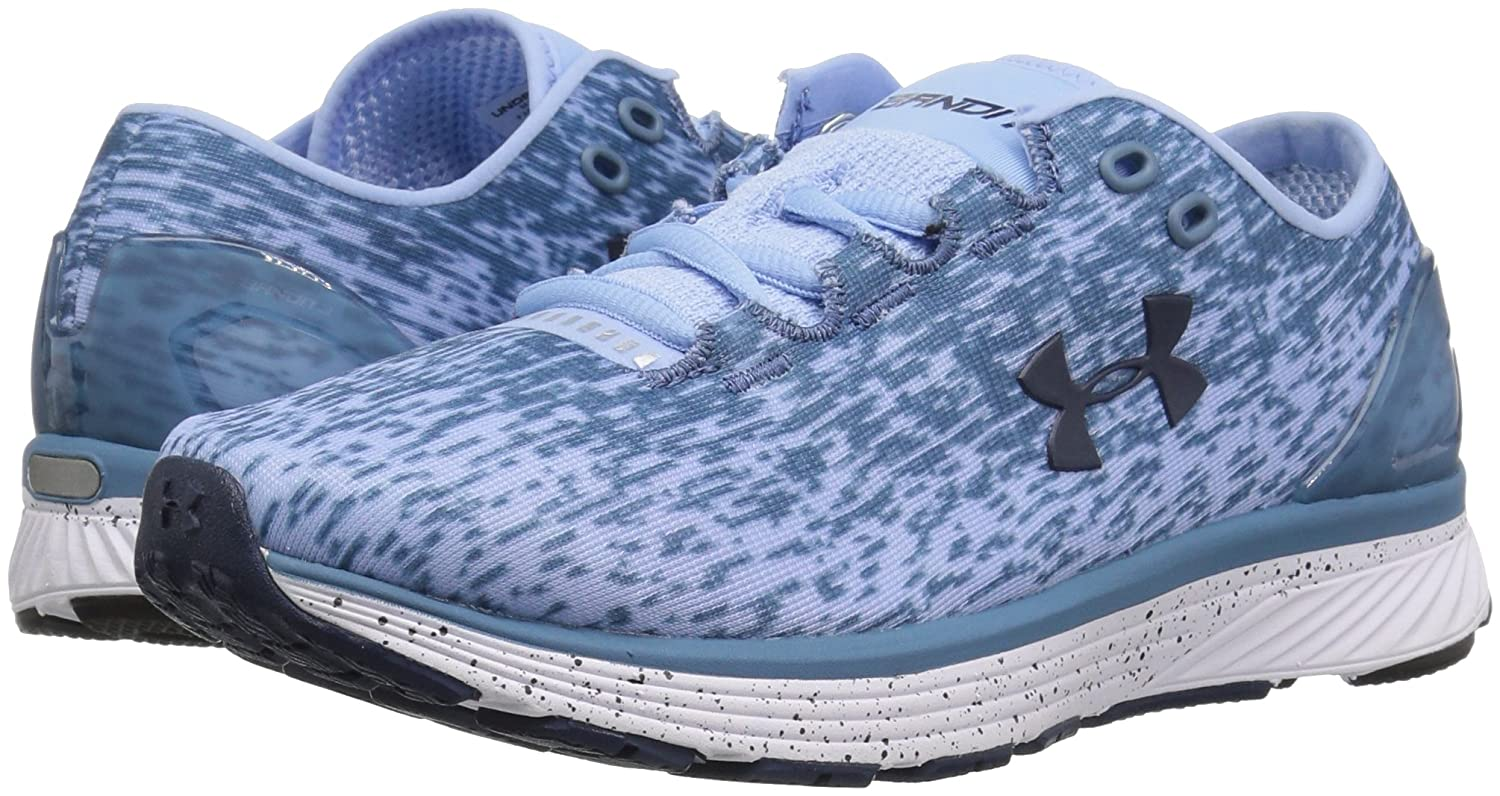 Under Armour Ombre Women's Charged Bandit 3 Ombre Armour Sneaker B071F2CCJF 5 M US|Bass Blue (400)/Belt Blue e3febb