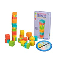 Educational Insights My First Game: Tumbleos - Matching, Numbers & Counting Preschool Game
