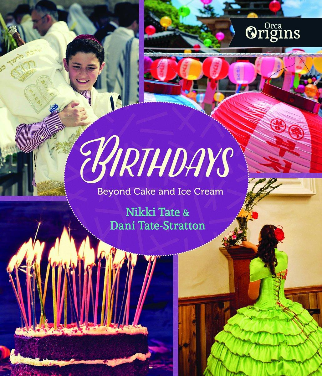 Birthdays Beyond Cake And Ice Cream Orca Origins Nikki Tate