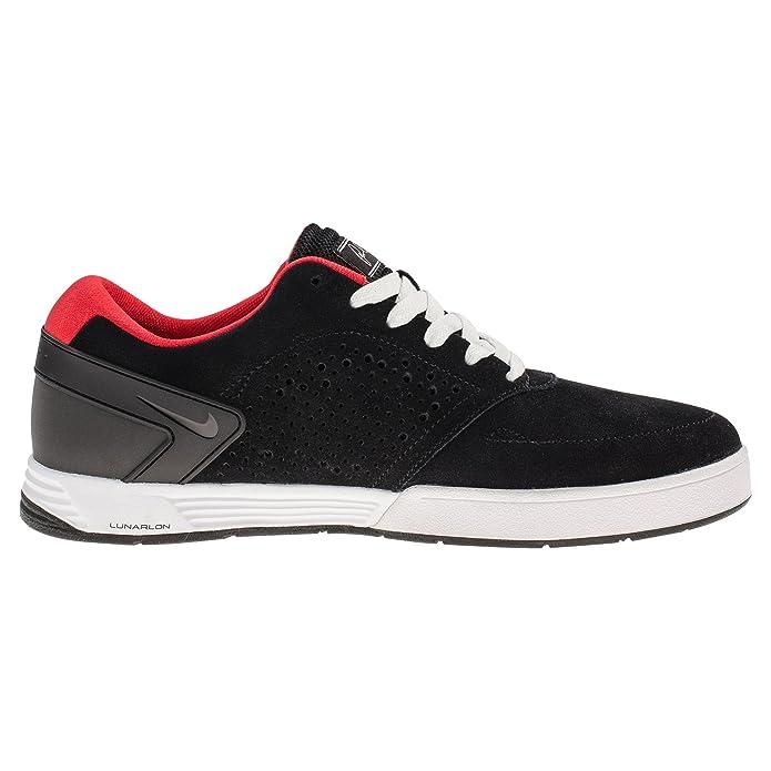 Nike SB Paul Rodriguez 6 Black/Pimento-White Skate Shoes UK 11:  Amazon.co.uk: Shoes & Bags