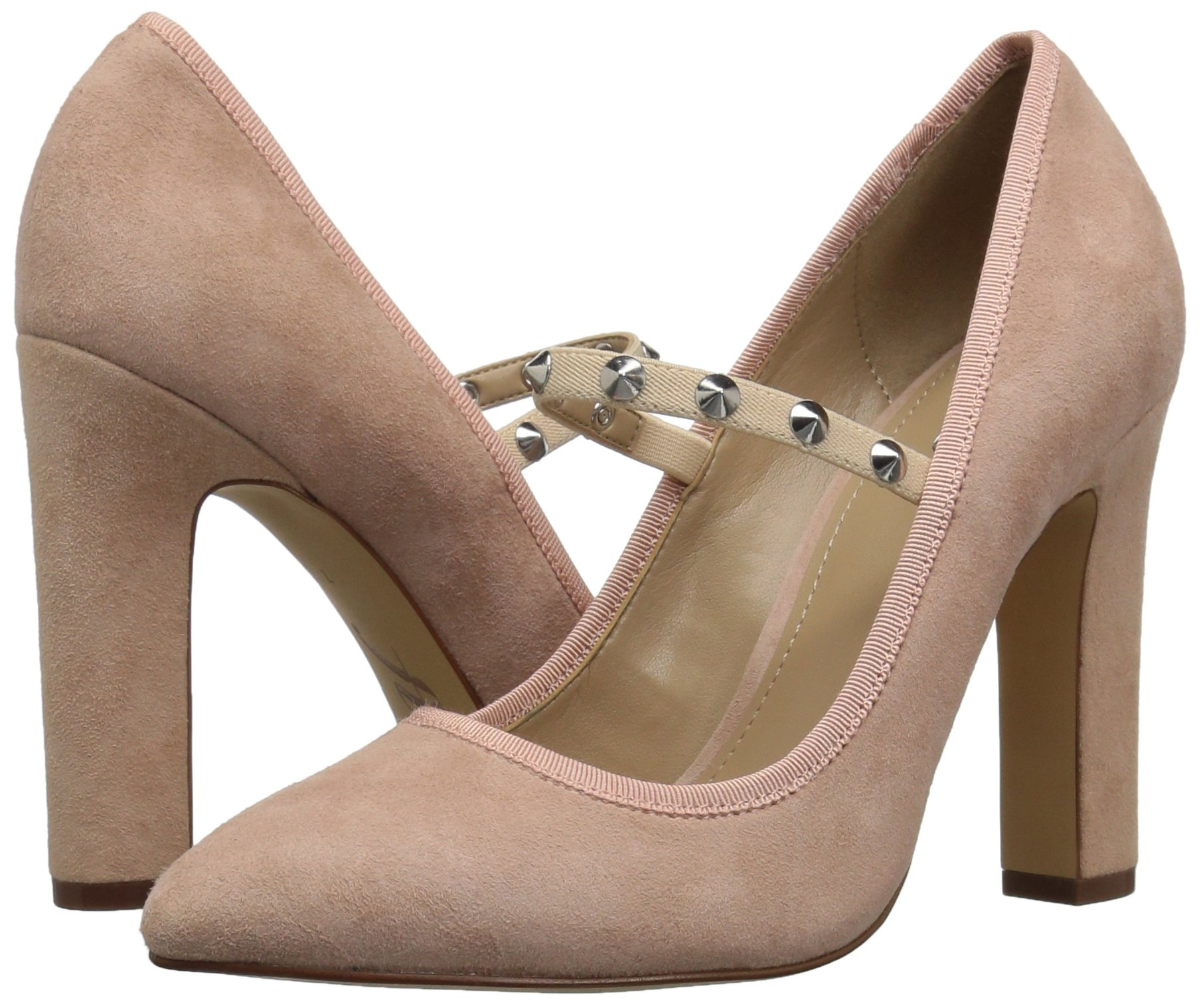 The Fix Women's Shay Studded Mary Jane Dress Pump, Petal Blush, 10 M US by The Fix (Image #6)
