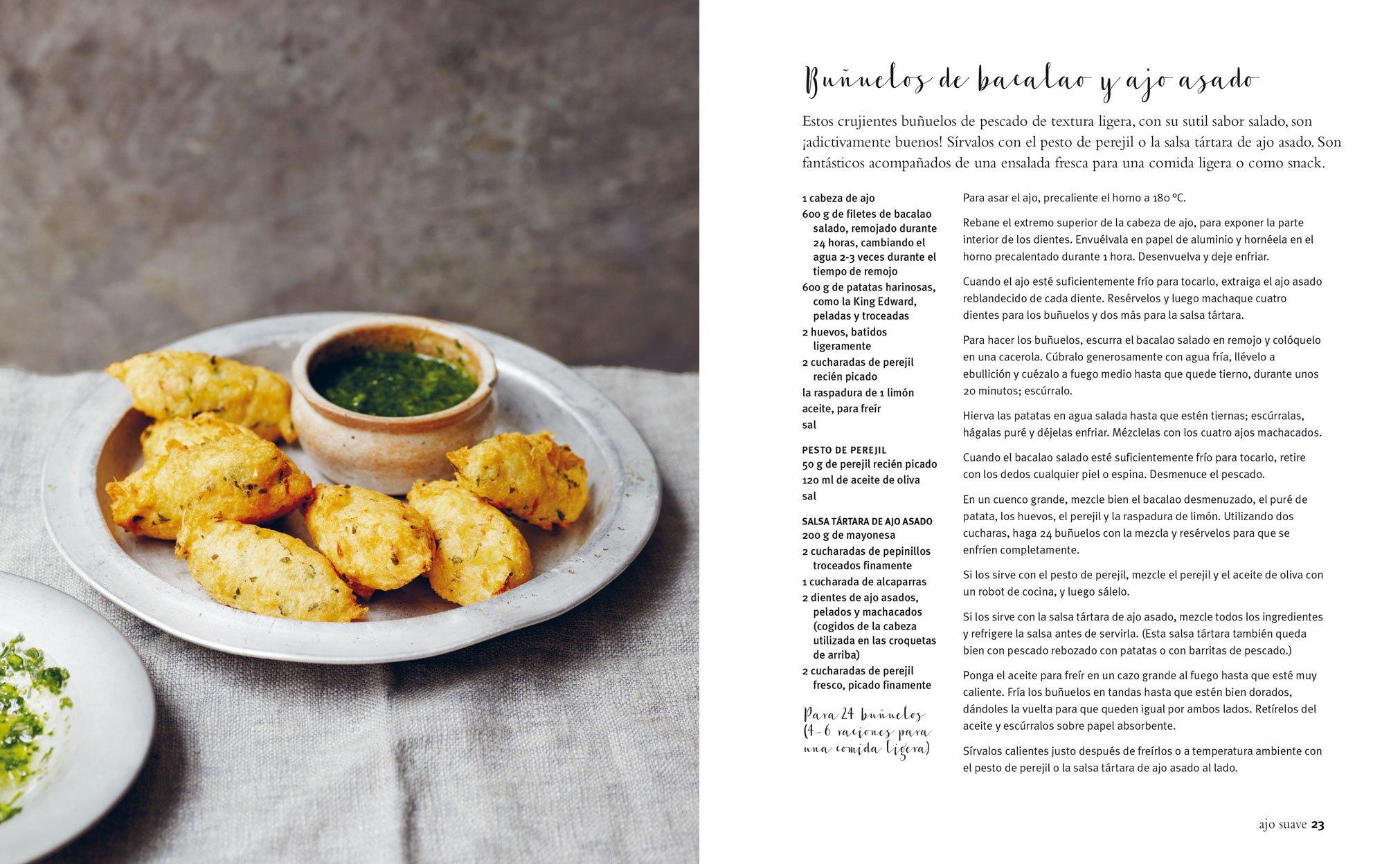 Cocina con ajo (Spanish Edition): Jenny Linford: 9788416407200 ...