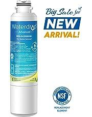 Waterdrop DA29-00020B NSF 53&42 Certified Refrigerator Water Filter, Compatible with Samsung DA29-00020B, DA29-00020A, HAF-CIN/EXP, 46-9101