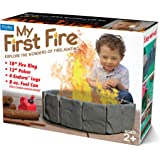 """Prank Pack """"My First Fire"""" - Wrap Your Real Gift in a Prank Funny Gag Joke Gift Box - by Prank-O - The Original Prank Gift Box 