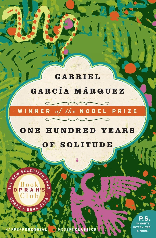 Hundred Solitude Harper Perennial Classics product image