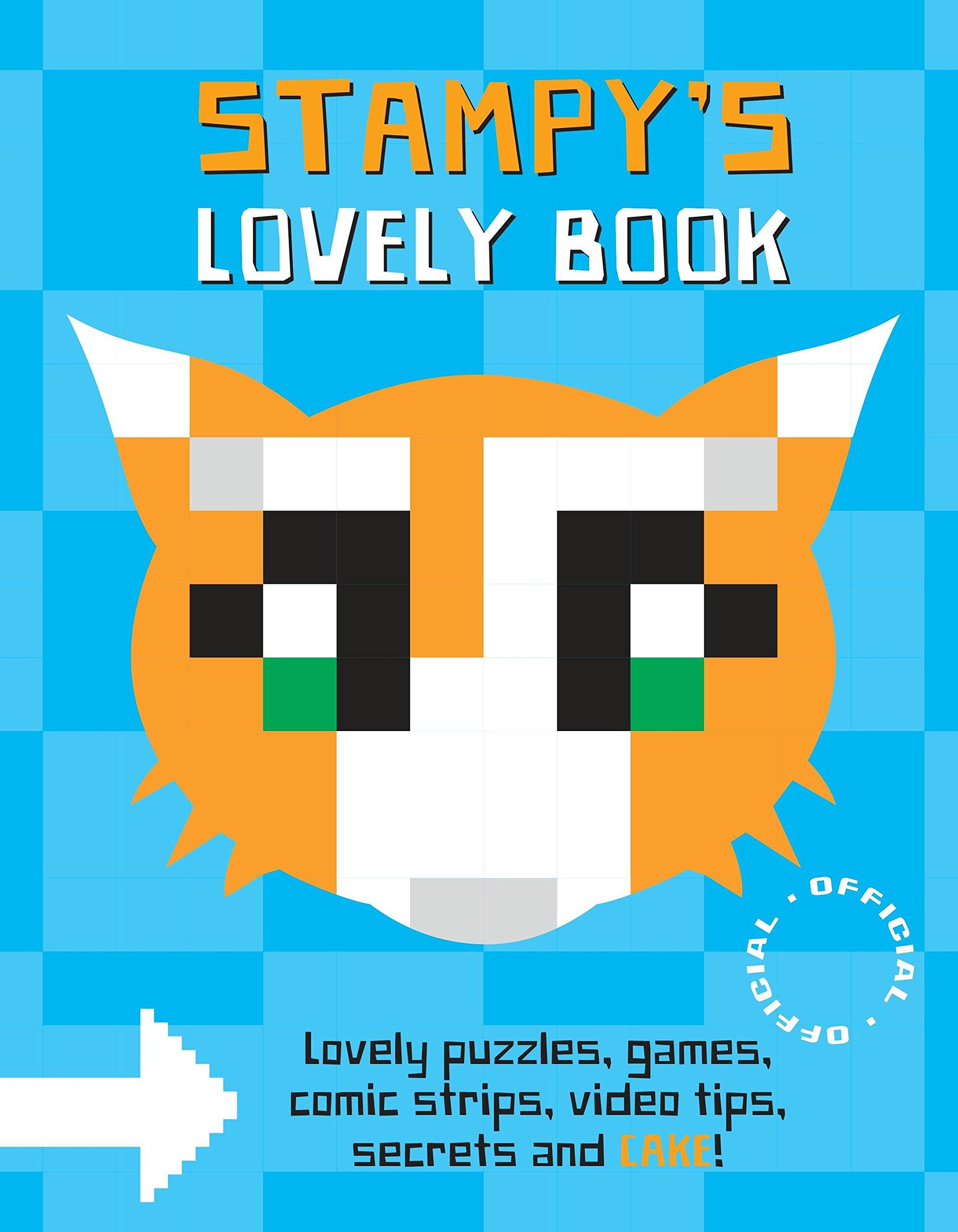 Stampys Lovely Book Stampy Joseph Garrett 9780399555435 Amazon Books