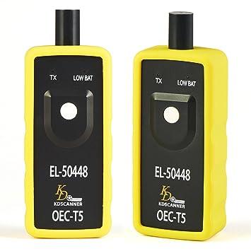 RDKS Anlernen Aktivieren Anlernsystem Programmier EL-50448 für GM Opel Buick