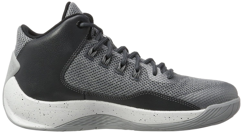 Nike 844065-007, Zapatillas de Baloncesto para Hombre, Gris (Wolf Grey/Black/Dark Grey/White), 43 EU