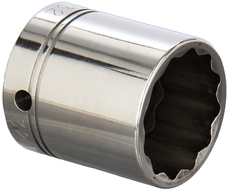 Williams STM-1232-TH 1//2 Drive Standard 12-Point Socket 32mm JHWIL