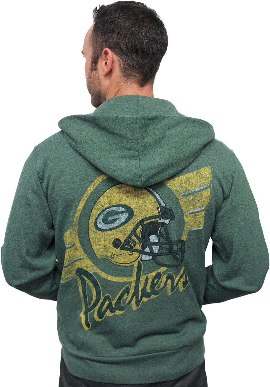 NFL Green Bay Packers Vintage Hooded Sweatshirt Men's