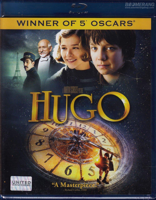 Amazon Com Hugo 2011 Blu Ray Region A Martin Scorsese Jude Law Emily Mortimer Chloe Grace Moretz Movies Tv