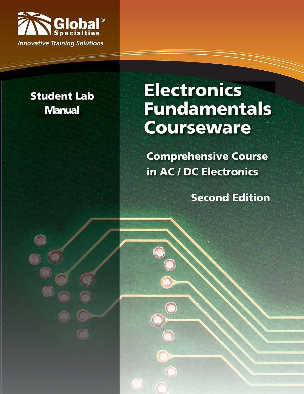 Global Specialties GSC-2311 Electronics Fundamentals Student Lab Manual:  Amazon.com: Industrial & Scientific