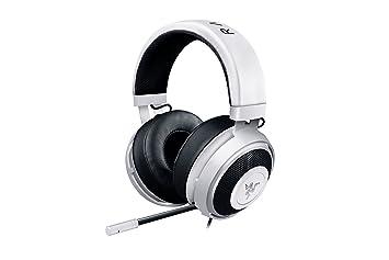 Razer Kraken Pro V2 Binaural Diadema Blanco Auricular con micrófono - Auriculares con micrófono (PC