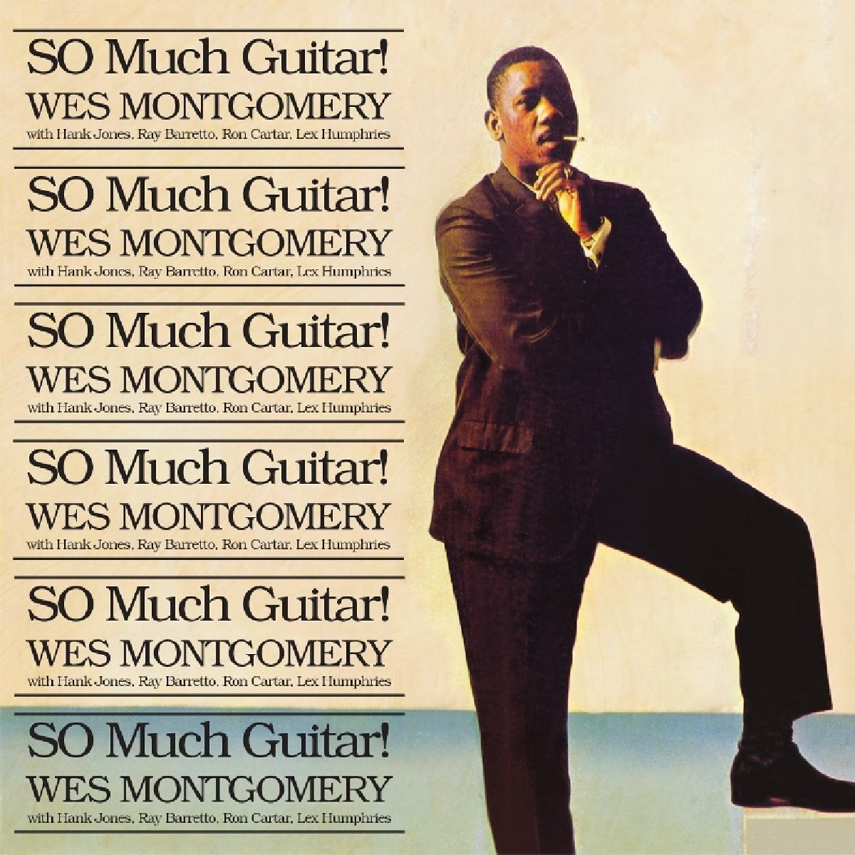 CD : Wes Montgomery - So Much Guitar (United Kingdom - Import)