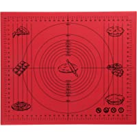Davis & Waddell DES0166RD Silicone Pastry Mat, Multi