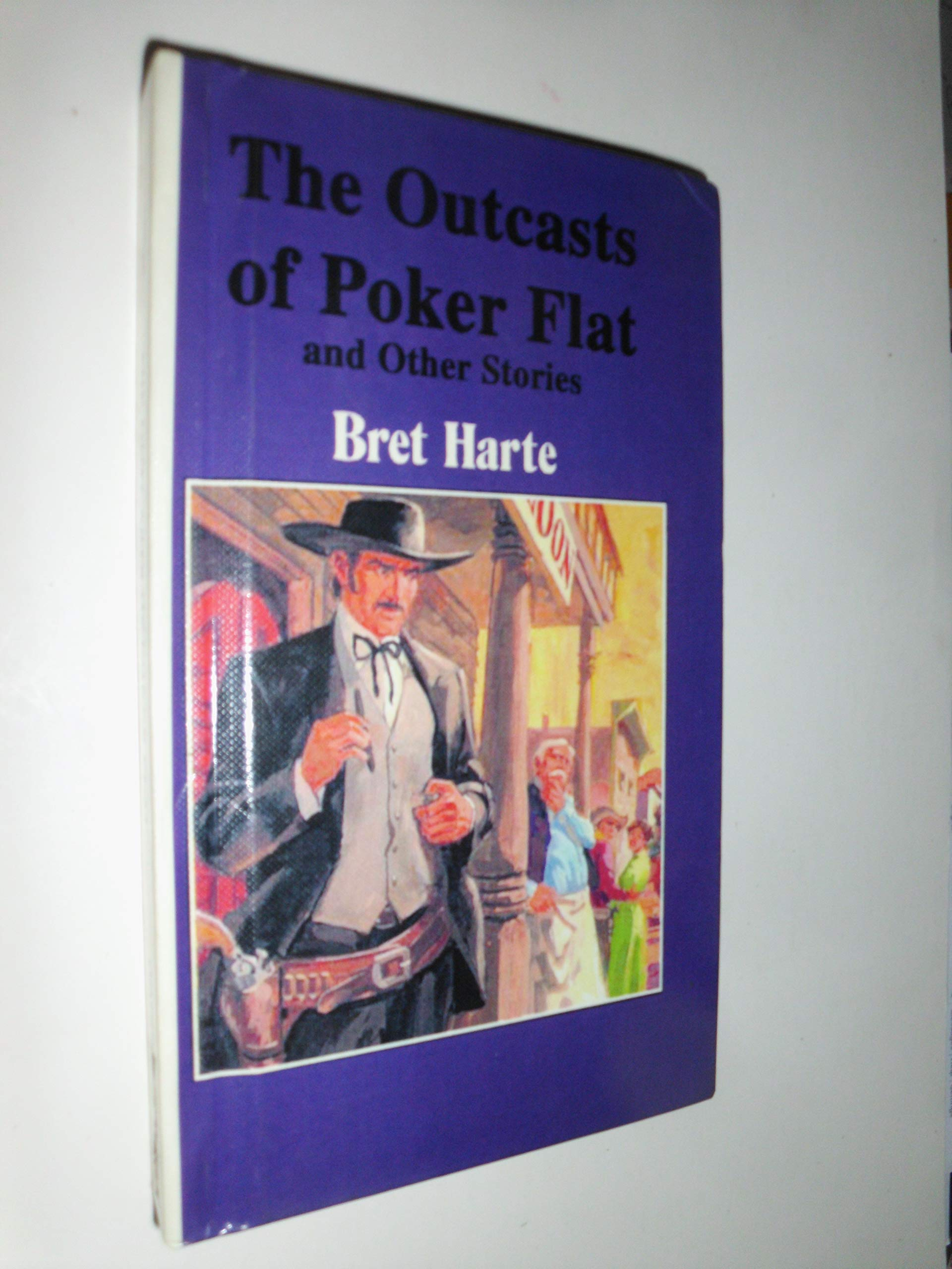 the outcasts of poker flat character analysis