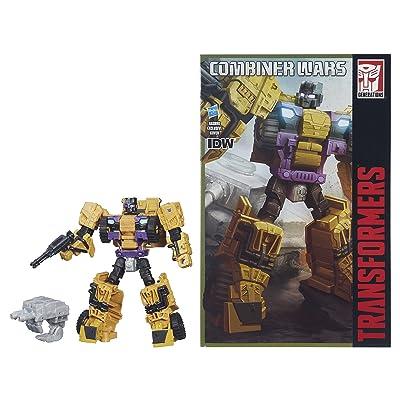 Transformers Generations Combiner Wars Deluxe Class Swindle: Toys & Games