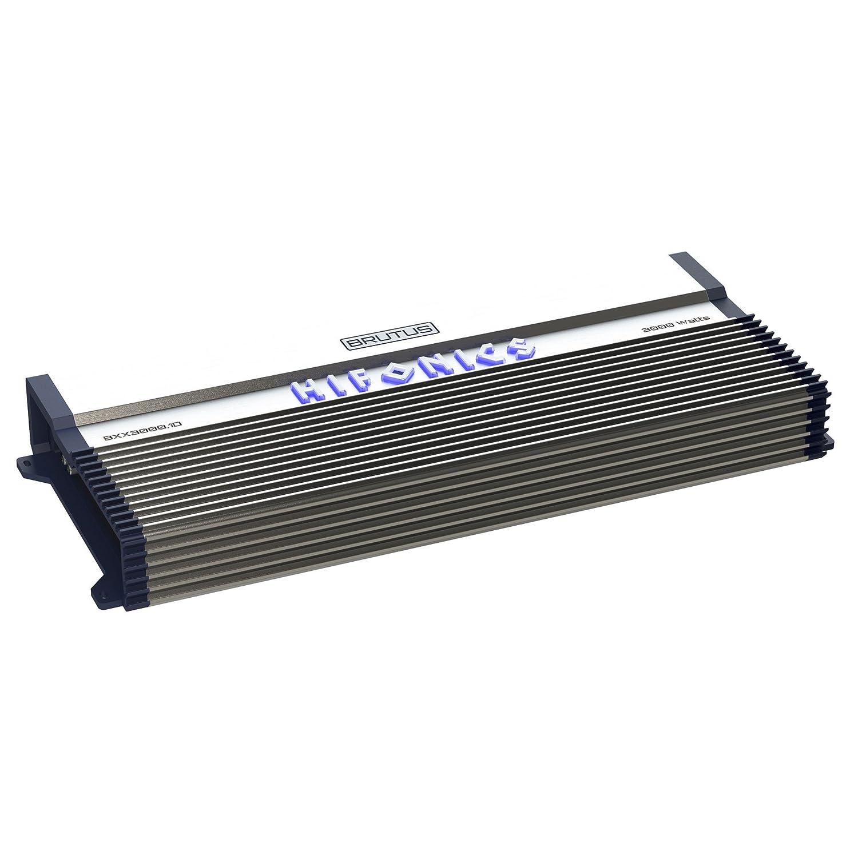 Hifonics BXX3000.1D Brutus Cl D 3000W RMS 1 Ohm Mono Car Subwoofer on