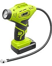 Zipper - Compresseur gonfleur sans fil 18 V 1,3 Ah - ZI-LPE18-AKKU - Zipper