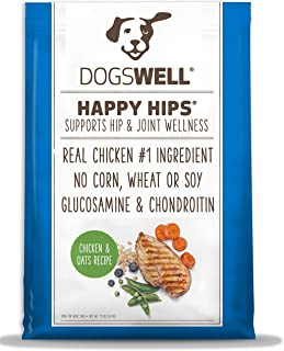 product image for DOGSWELL Vitality Dry Dog Food with Vitamins & Essential Fatty Acids, Chicken & Oats Recipe
