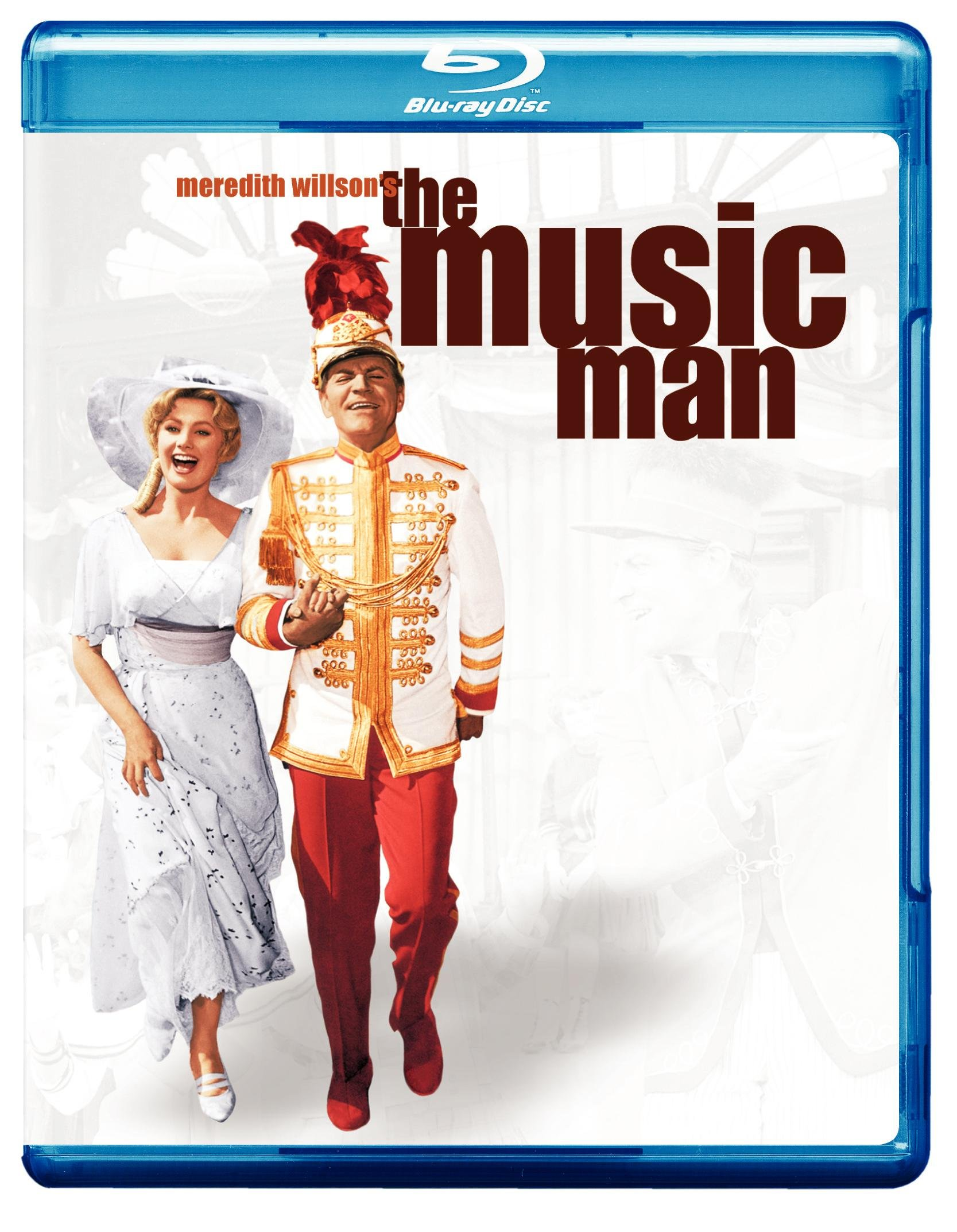 Blu-ray : The Music Man (Widescreen)