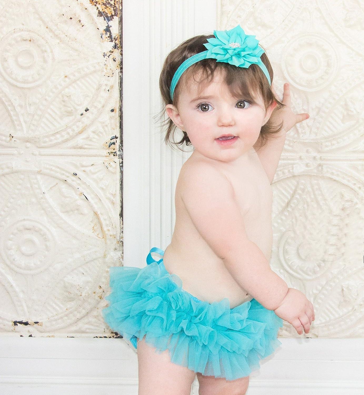 Ruffles Bloomer Diaper Cover Cutie Baby Baby Girls Chiffon Bloomer