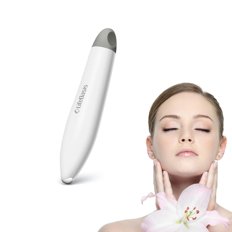 LifeBasis Massaggiatore di Bellezza Faccia di Punti di Pressione con Nodo Magnetico nell'Estremità, Riducono Rughe e Occhiaie, Stringere la Pelle Dimagrimento Facciale LUFM001