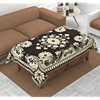 Luxury Crafts Luxurious Attractive Design Chenille 4 Seater Centre Table Cover
