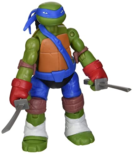 Teenage Mutant Ninja Turtles Slammer Leonardo Action Figure