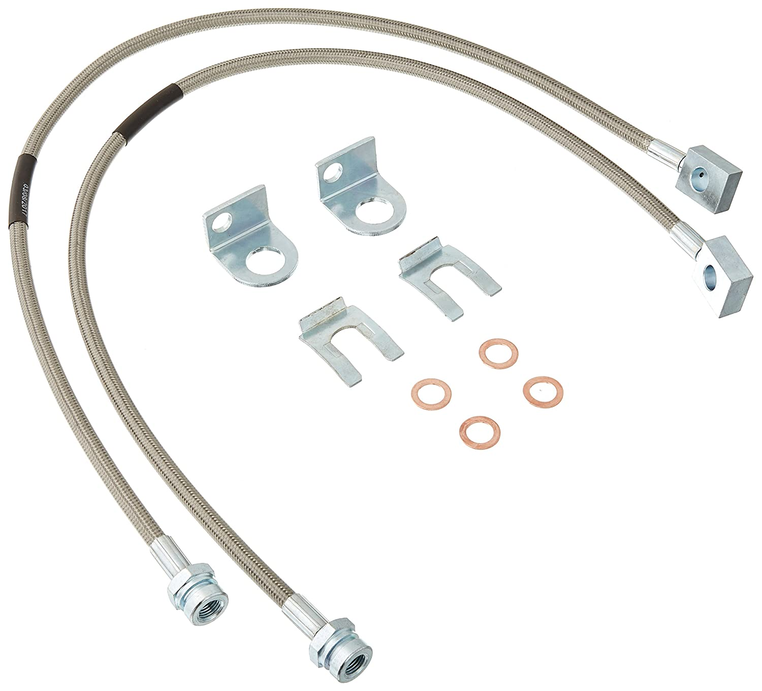 Rough Country 89702 Brake Line Rough Country Suspension