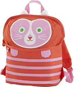 Built NY 5178560 Big Apple BuddiesWater Resistant Polyester Insulated Lunch Box Backpack, Cornelia Cat