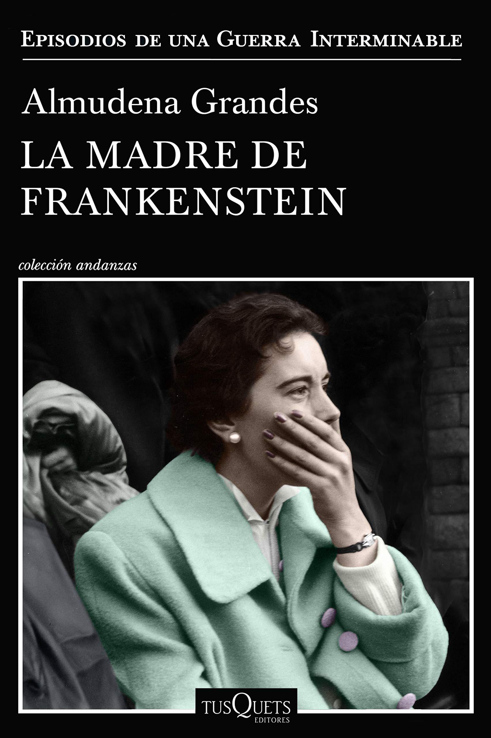Resultado de imagen de la madre de frankenstein