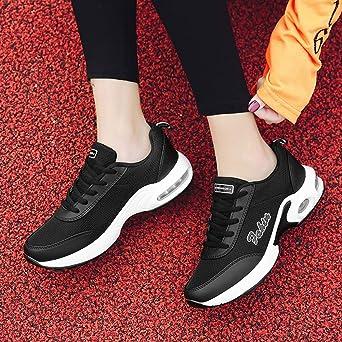 2b6d6bccfa0a7 Amazon.com: Matasleno 2019 New Womens Walking Shoes Knit Breathable ...