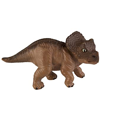 Safari Ltd Wild Safari Triceratops Baby: Toys & Games