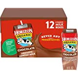Horizon Organic Shelf-Stable 1% Lowfat Milk Boxes, Chocolate, 8 oz., 12 Pack