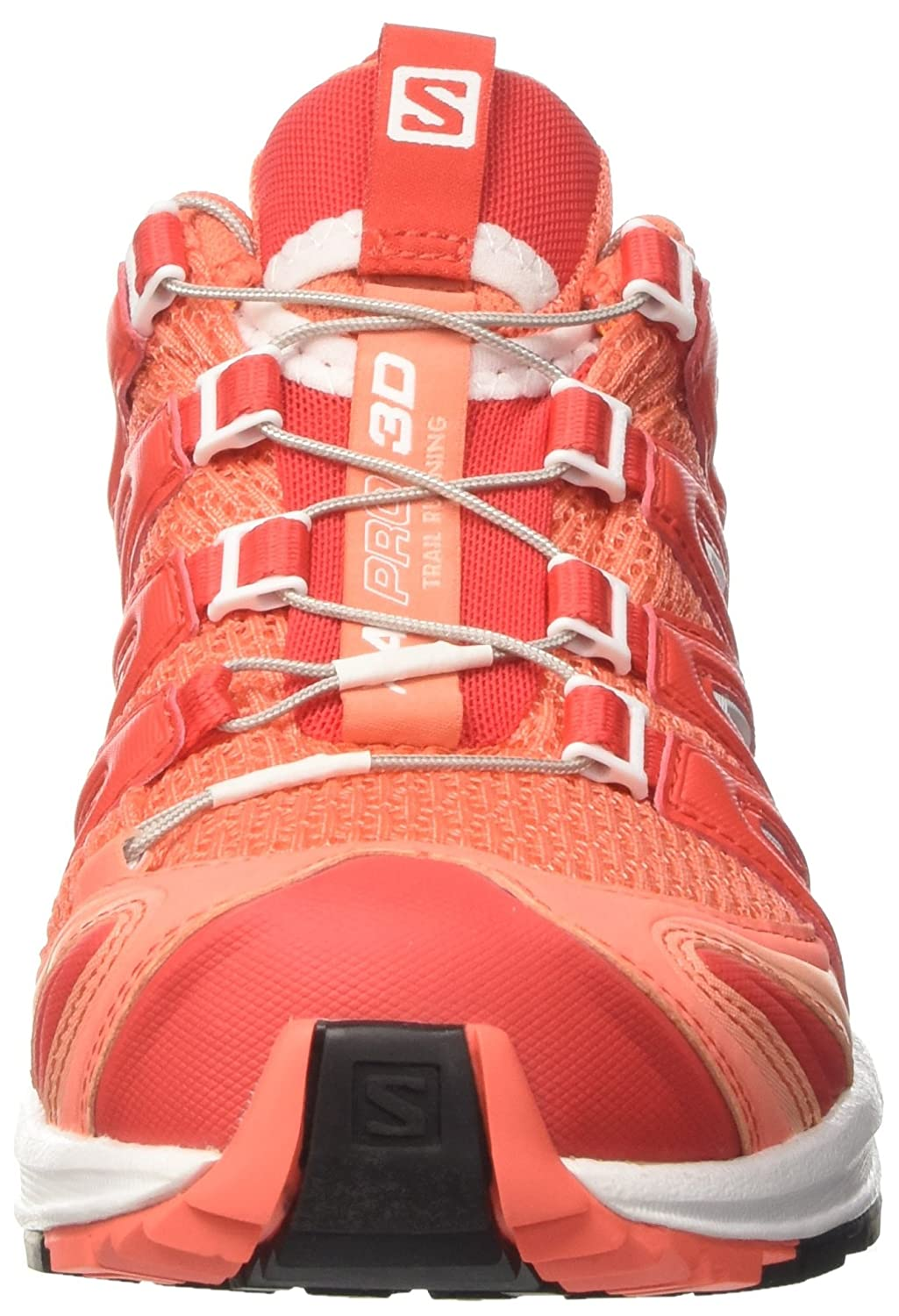 Salomon Damen Xa Pro (schwarz/Virtual 3D Trekking-& Wanderhalbschuhe Orange (schwarz/Virtual Pro Pink) 7002f8