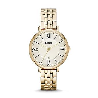 6190909fd862 Fossil Jacqueline - Reloj de Cuarzo para Mujer