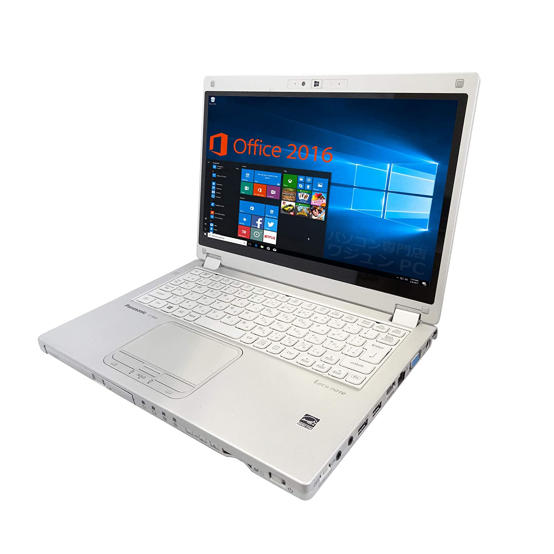 新しい到着 【Microsoft【Microsoft SSD:512GB Office 2016搭載】【Win 10搭載 B07P82ZXY6】Panasonic CF-MX5/第六世代Core i5-6300U 2.4GHz/メモリ:8GB/SSD:256GB/12.5型タッチパネル/Webカメラ/HDMI/SDカード/WIFI/Bluetooth/USB 3.0/スタイラスペン付属/中古ノートパソコン (SSD:256GB) B07P82ZXY6 SSD:512GB SSD:512GB, 八女郡:9a996be0 --- efichas.com.br
