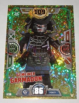 Lego Ninjago Series 3 Gemeiner Garmadon Le 16 Limited Edition Gold