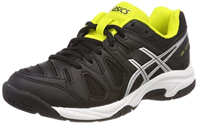 71472bf129a3e ASICS Unisex Kids  Gel-Game 5 Gs Tennis Shoes  Amazon.co.uk  Shoes ...