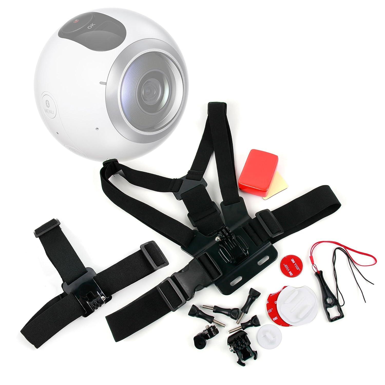 samsung gear 360 custodia