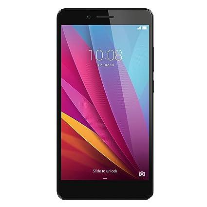 Honor 5X Unlocked Smartphone, 16GB Dark Grey (US Warranty)